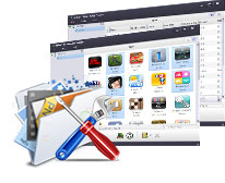 Xilisoft iphone Apps Transfer