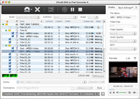 Xilisoft DVD to iPod Converter per Mac